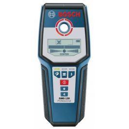 Детектор металла Bosch GMS 120 Prof