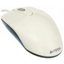 Мышь проводная A4TECH OP-720 белый USB