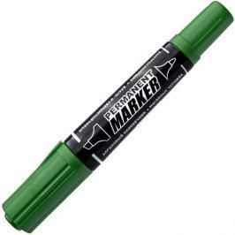 Маркер перманентный Index IMP100/GN 2 мм зеленый IMP100/GN
