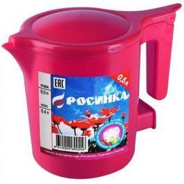 Чайник Росинка ЭЧ-0,5/0,5-220 500 Вт 0.5 л пластик рубиновый