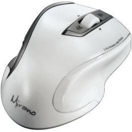 Мышь беспроводная HAMA Mirano H-53878 белый USB + радиоканал