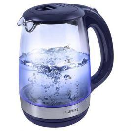 Чайник LUMME LU-135 синий сапфир