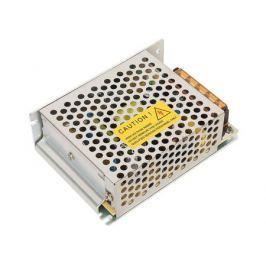 Блок питания ORIENT PB-0405 Импульсный блок питания, AC 100-240V/ DC 12V, 5.0A, стабилизированный, защита от КЗ и перегрузки, ручная рег-ка Uвых, винт
