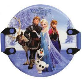 Ледянка 1Toy Disney: Холодное сердце до 150 кг пластик рисунок Т57259 круглая