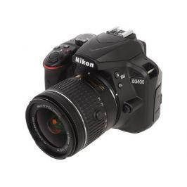 Фотоаппарат Nikon D3400 Black KIT (18-55mm P VR 24,7Mp, 3