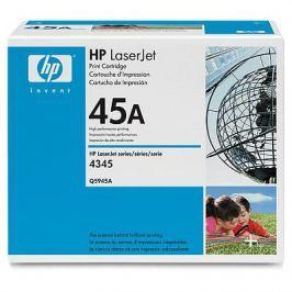 Картридж HP Q5945A (Color LJ 4345) черный