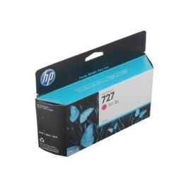 Картридж HP B3P20A №727 для Designjet T920/T1500. Пурпурный. 130-ml