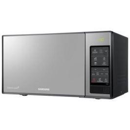 Микроволновая печь Samsung ME83XR мощность 850Вт, объем 23л, внутреннее покрытие- биокерамическая эмаль, цвет- черный