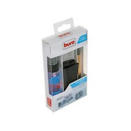 Чистящий набор Buro BU-Photo+Video портативный для фото и видеотехники, (коробка/микрофибра/кисточка