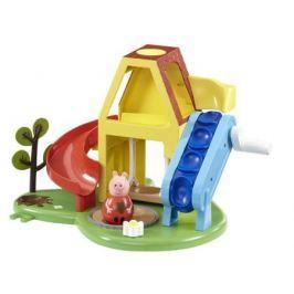 Игровой набор Peppa Pig Площадка Пеппы - неваляшки (с фигуркой Пеппы) 28795