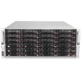 Серверная платформа Supermicro SSG-6048R-E1CR24N 4U LGA2011 C602 24xDDR4 24x3.5