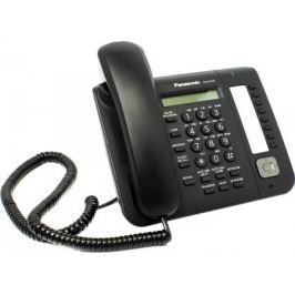 Телефон IP Panasonic KX-NT551RUB черный