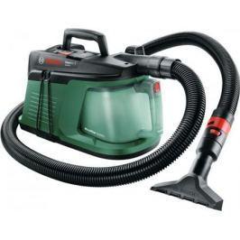 Пылесос Bosch EasyVac3 с мешком сухая уборка 700Вт зеленый/черный