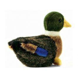 Мягкая игрушка утка Hansa 2053 19 см разноцветный искусственный мех