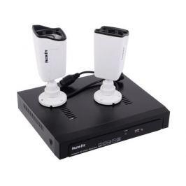 Комплект IP видеонаблюдения Falcon Eye FE-NR-2104 KIT 4.2