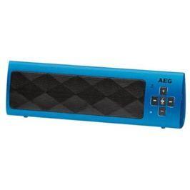 Bluetooth-аудиосистема AEG BSS 4818 blue