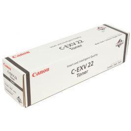 Тонер-картридж Canon C-EXV22 для iR5055/5055N/5065/5065N/5075/5075N. Чёрный. 48000 страниц.