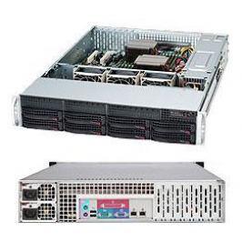 Серверный корпус 2U Supermicro CSE-825TQC-R740LPB 740 Вт чёрный