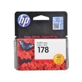 Картридж HP CB317HE (№ 178) фото черный, 4 мл, PS C5383/C6383