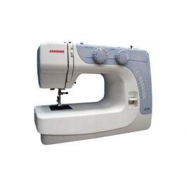 Швейная машина Janome EL532 бело-голубой