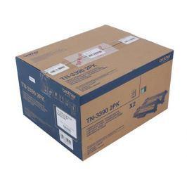 Тонер-картридж Brother TN3390TWIN для HL-6180DW/DCP-8250DN/MFC-8950DW (12000 стр) 2 штуки