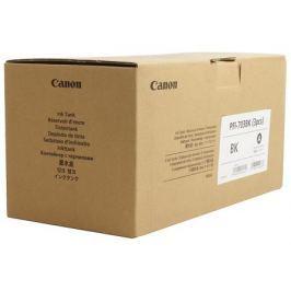 Картридж Canon PFI-703 BK(3 PCS) для плоттера iPF815/825. Чёрный. 700 мл. 3 штук.