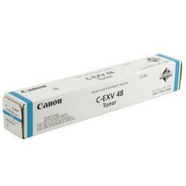 Тонер Canon C-EXV48C для iR C1325iF/1335iF. Голубой. 11 500 страниц.