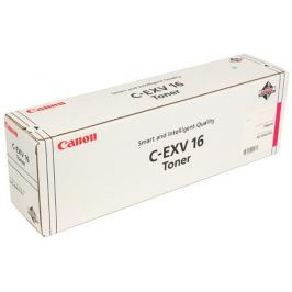 Тонер-картридж Canon C-EXV16M для CLC4040, CLC5151. Пурпурный. 36000 страниц.