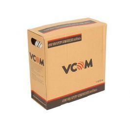 Кабель VCOM UTP 4пары кат.5е (бухта 100м) p/n: VNC1000