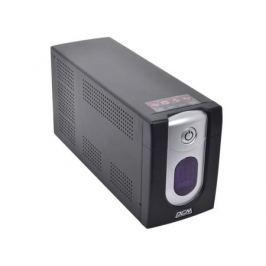 ИБП Powercom IMD-1025AP Imperial 1025VA/615W Display,USB,AVR,RJ11,RJ45 (4+2 IEC)