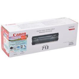 Картридж Canon 713 для i-SENSYS LBP3250. Чёрный. 2000 страниц.