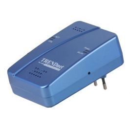 Точка доступа TRENDnet TPL-110AP Powerline 14 Мбит/с точка доступа стандарта 802.11g+ 125 Мбит/с