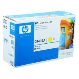 Картридж HP CB402A (Color LJ4005)