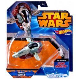 Звездолет Mattel Hot Wheels Star Wars Boba Fett's Slave I CGW52