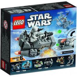 Конструктор Lego Star Wars Снежный спидер Первого Ордена 75126