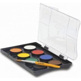 Краски акварельные Adel ADELAND 24мм 8 цветов 229-0934-100