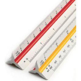 Линейка Rotring Centro Architect трехгранная шкала длина 30см S0220481
