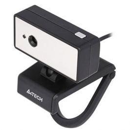 Интернет Камера A4Tech PK-760E, разрешение до 5млн. пикселей, USB 2.0, крепление для ноутбука+LCD, черная