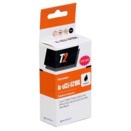 Картридж T2 IC-CCLI-521BK Black (с чипом)