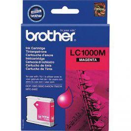 Картридж струйный Brother LC1000M