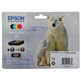 Картридж Epson Original T261640 комплект для XP-600/XP-700/XP-800