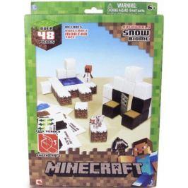 Конструктор из бумаги Minecraft