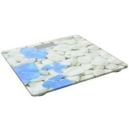 Электронные напольные весы BBK BCS3002G белый/голубой