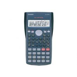 Калькулятор Casio FX-82MS питание от батареи 12 разряда научный 240 функций серый