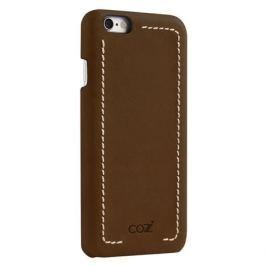 Накладка Cozistyle Leather Wrapped Case для iPhone 6S Plus коричневый CLWC6+012
