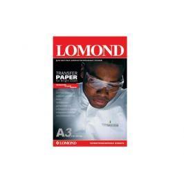 Термотрансфер Lomond A3 140г/кв.м для струйных принтеров на светлых тканях 50л 808315