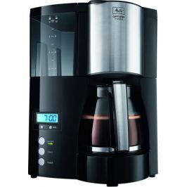 Кофеварка MELITTA Optima Glass Timer черная