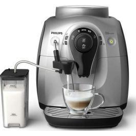 Кофемашина Philips HD8654/59 1400 Вт серебристый