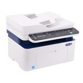 МФУ Xerox WorkCentre 3025NI (A4, лазерный принтер/сканер/копир/факс, 20 стр/мин, до 15K стр/мес, 128MB, GDI, USB, Network, Wi-fi)