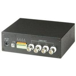 Приемник SC&T TTA414VR активный 4-х канальный приемник видео сигнала по витой паре